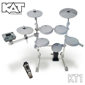 KAT 電子鼓組+專用音箱 KT-1