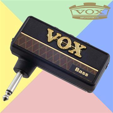 VOX amPlug隨身前級效果器 Bass專用