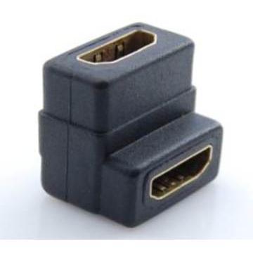 i-gota HDMI90度延長轉接頭 AHDMISS90