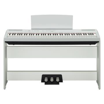YAMAHA 88鍵電鋼琴 P-115WH