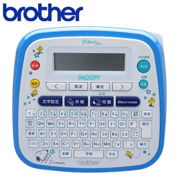 Brother PT-D200SN史努比標籤機