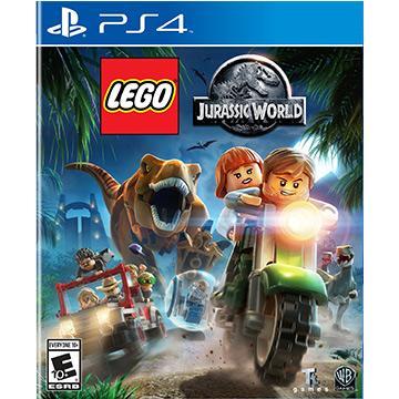 PS4- 樂高:侏儸紀世界 (英文版)