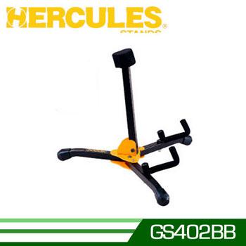 HERCULES 迷你電吉他架附袋 GS402BB