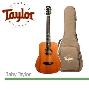 Taylor 泰勒 Baby旅行小吉他含原廠袋 BT2