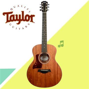Taylor 泰勒 單板桃花心木民謠吉他