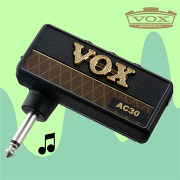 VOX amPlug隨身前級效果器