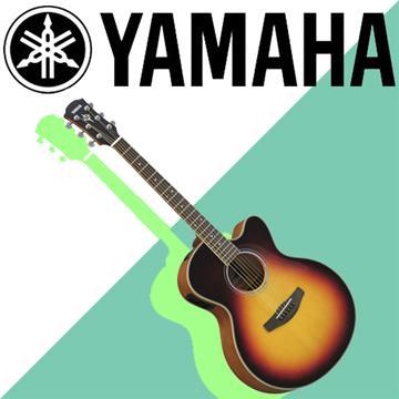YAMAHA 舞台表現設計電木民謠吉他 CPX500VS