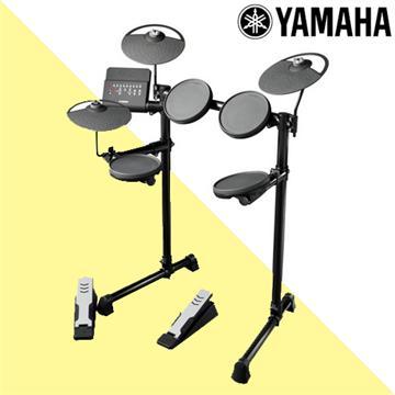 YAMAHA 輕便款電子鼓組+專用音箱 DTX400K