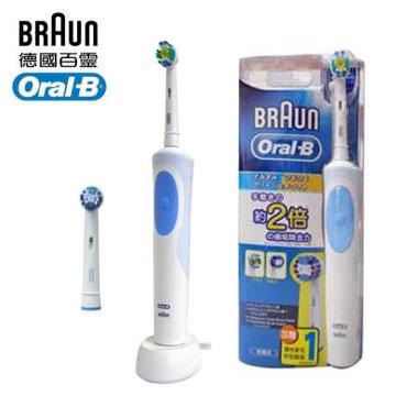 【福利品】 歐樂B 活力美白電動牙刷