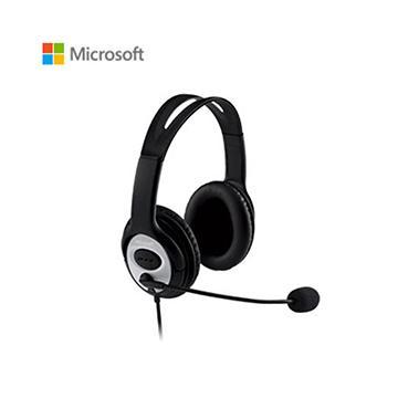 Microsoft LX-3000耳機麥克風-黑