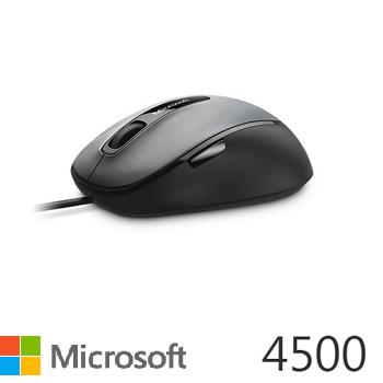 微軟 Microsoft 舒適滑鼠 4500