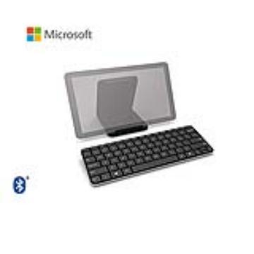 Microsoft Wedge 行動鍵盤-迷你藍牙鍵盤