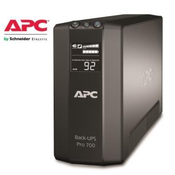 APC 700VA在線互動式不斷電系統