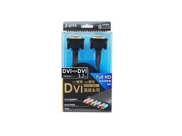 i-gota DVI-DVI數位傳輸扁線 1.2米 FDVI2424PP012P