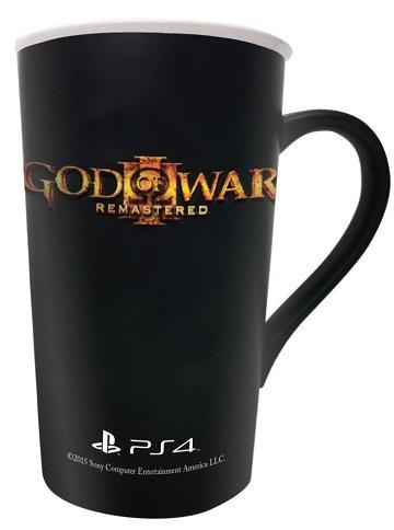 PS4-戰神III同捆特典馬克杯