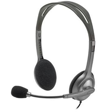 羅技Logitech H111立體聲耳機麥克風