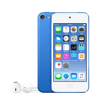 【32GB 】iPod touch 6TH 藍色