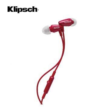 Klipsch S3m耳道式耳機-紅
