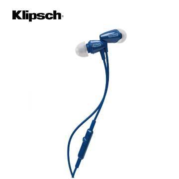 Klipsch S3m耳道式耳機-藍 S3m blue
