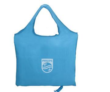 飛利浦折疊防水購物袋