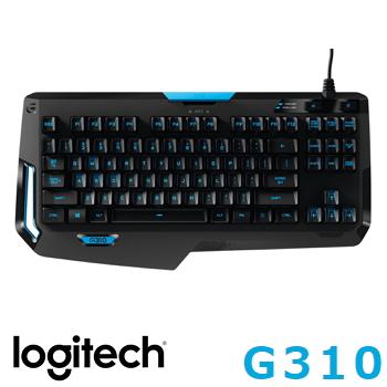 【福利品】羅技 Logitech G310 Atlas Dawn精簡型機械遊戲鍵盤