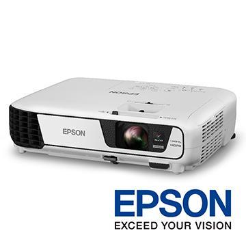 【拆封品】EPSON EB-W32 液晶投影機