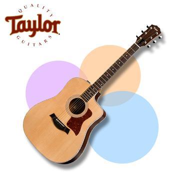 Taylor 泰勒 200系列民謠電木吉他含原廠袋 210ce