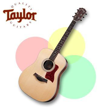 Taylor 泰勒 200系列民謠吉他含原廠袋 210