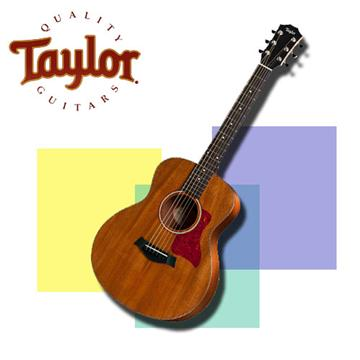 Taylor 泰勒 桃花心木民謠吉他 含原廠袋 GS-Min-MAH