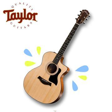 Taylor 泰勒 100系列民謠電木吉他含原廠袋 114CE