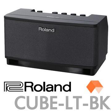 Roland 時尚小型吉他擴大音箱-黑 CUBE Lite BK