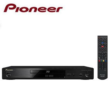 (展示品)Pioneer 4K升頻 Miracast 藍光機 BDP-180