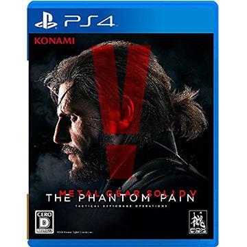 PS4 - 潛龍諜影 5:幻痛 (日文版)