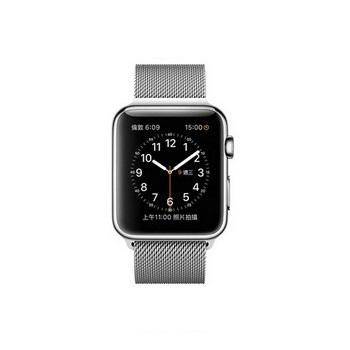 【42mm】Apple Watch /不鏽鋼/米蘭式錶環 MJ3Y2TA/A