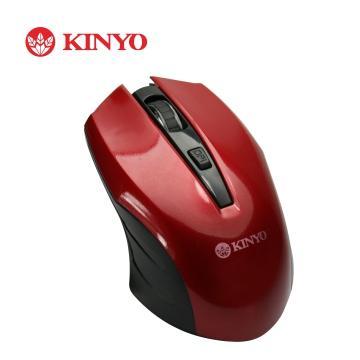 KINYO 2.4G無線光學滑鼠 GKM-532