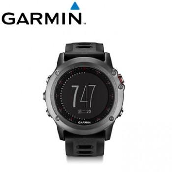 Garmin fenix3 全能戶外運動GPS腕錶-藍寶石