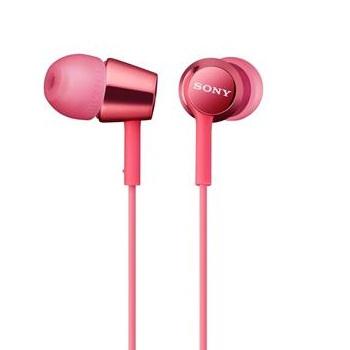 SONY MDR-EX150AP入耳式耳麥-粉