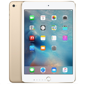 展示機-IPAD MINI 4 WI-FI 16GB 金色