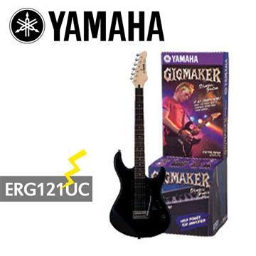 YAMAHA GIGMAKER電吉他套組-黑