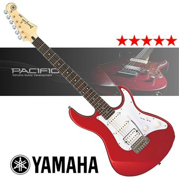 YAMAHA 入門款電吉他-紅
