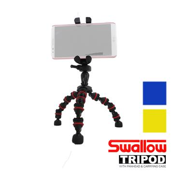 Swallow 魔術腳架組-含手機夾