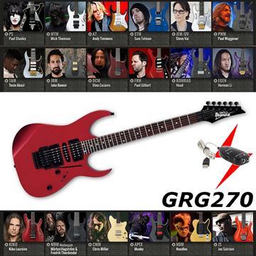 IBANEZ 電吉他 紅色款