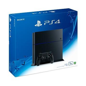 【1TB】PS4-主機 極致黑