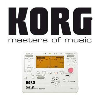 KORG 調音節拍錄音器 白色 公司貨