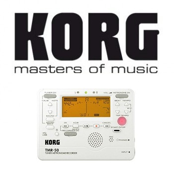 KORG 調音節拍錄音器 白色 公司貨 TMR-50 白色