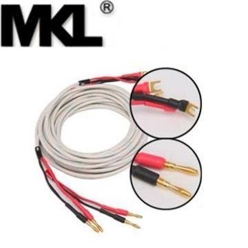 MKL 8米發燒喇叭線Y字-香蕉頭(Q3.4C)