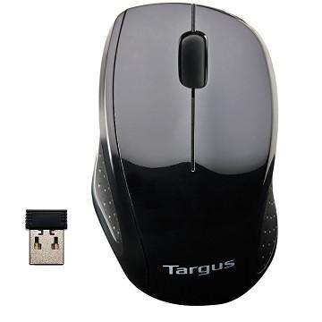 Targus W571光學無線滑鼠-黑