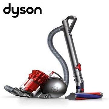 【展示機】dyson Ball fluffy+圓筒式吸塵器(紅)