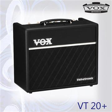 VOX 電吉他音箱/擴大機 VT20+