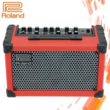 Roland 立體聲擴大音箱-紅